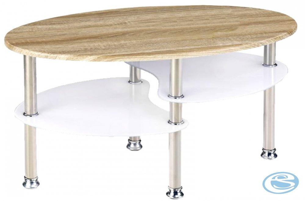 Konferenční stolek 118 dub sonoma - FALCO