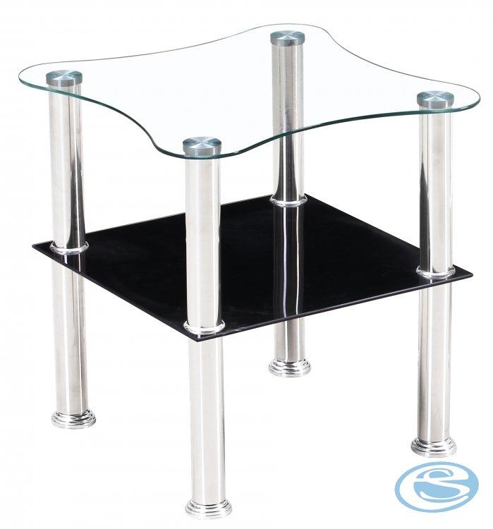 Konferenční stolek Canaria černý - FALCO