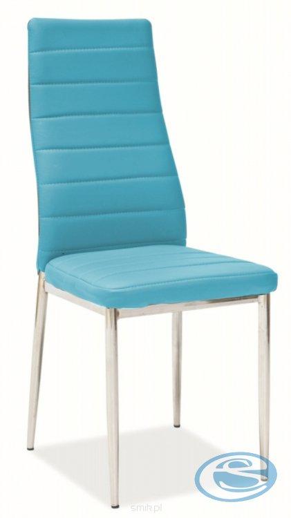 Jídelní židle H-261 modrá - FALCO