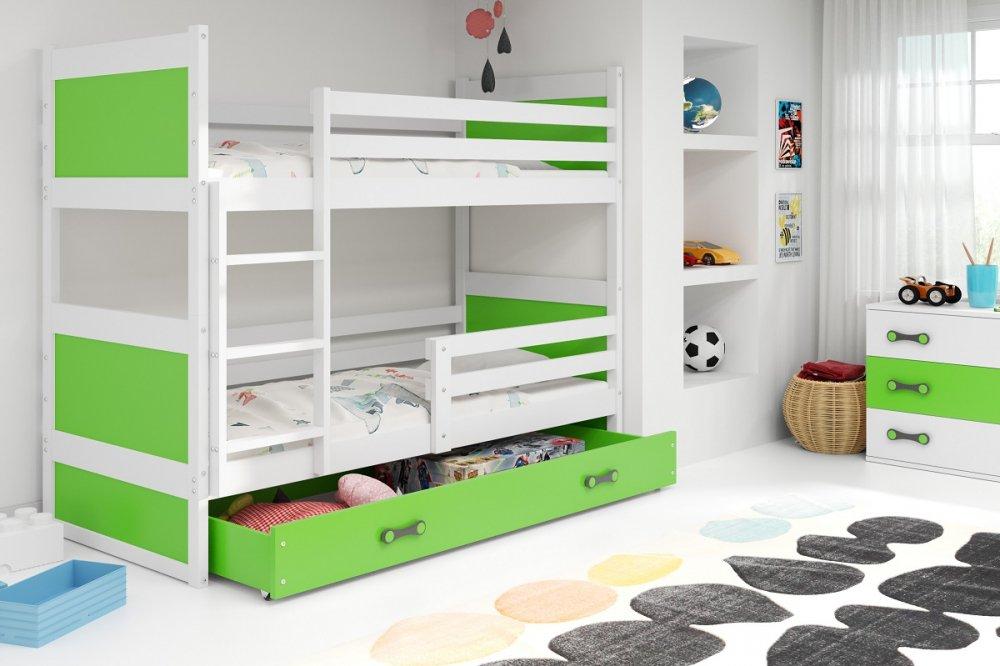 Patrová postel Rico - BMS