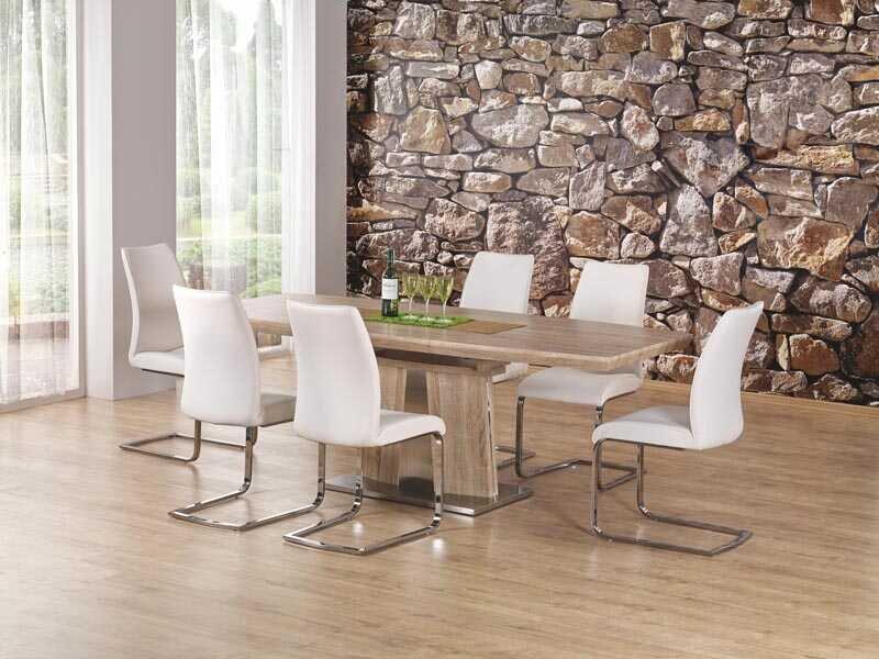 Rozkládací jídelní stůl Rafaello - HALMAR