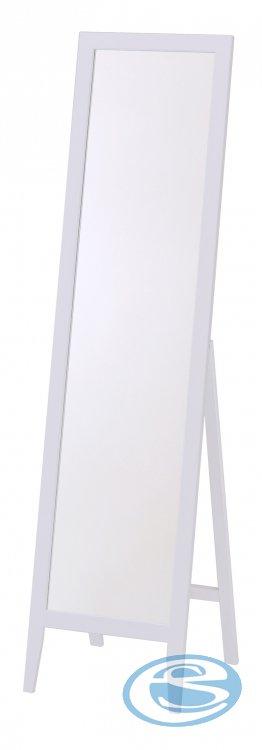 Zrcadlo Halmar LS-1, bílé - HALMAR