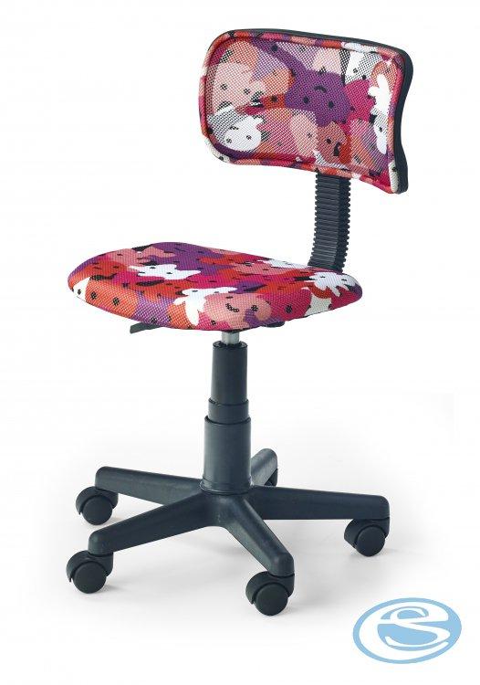 Halmar Židle Sweety, růžová - HALMAR