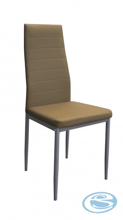Jídelní židle Coleta, cappuccino - FALCO