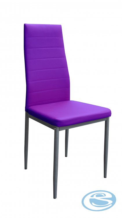Jídelní židle Coleta, fialová - FALCO