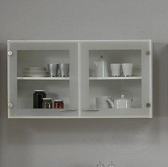 Tvilum Kuchyňská prosklená skříňka Casa 45518 - TVILUM