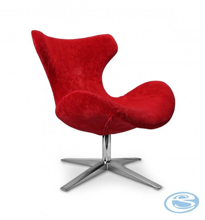 Relaxační křeslo Blazer červené - HALMAR