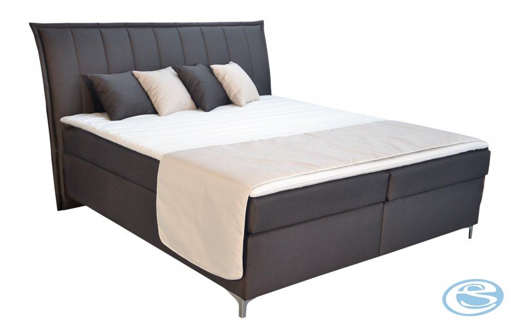 Čalouněná postel Colorado 180x200 - BLANAŘ