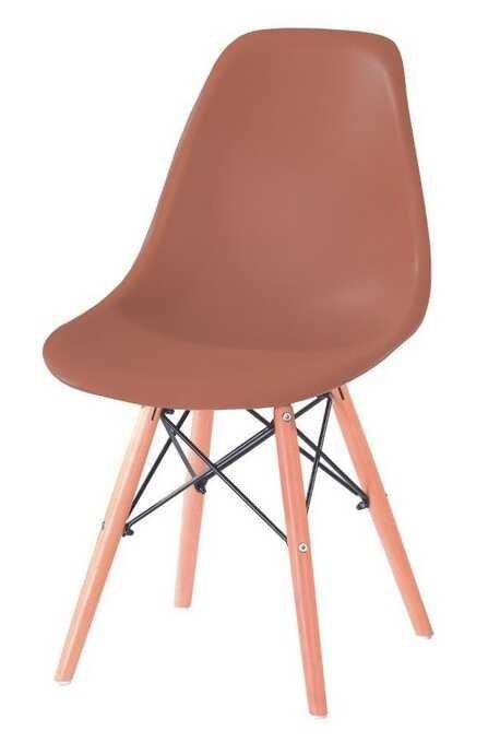 Jídelní židle Enzo P-623 hnědá - FALCO
