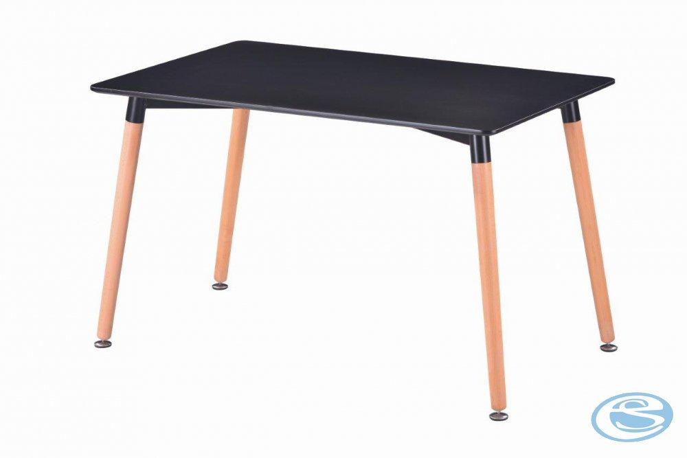 Jídelní stůl Nolan DT04 120x80 bílá - FALCO