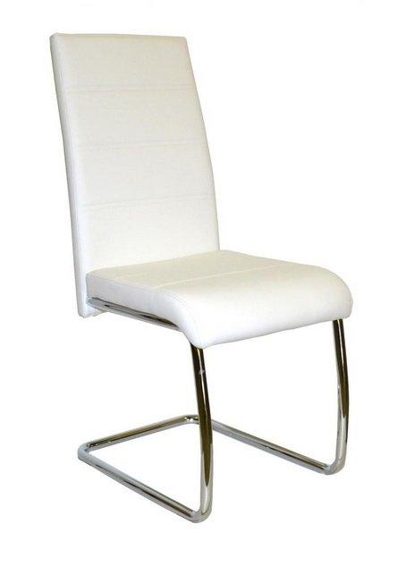 Jídelní židle Y100 bílá - FALCO
