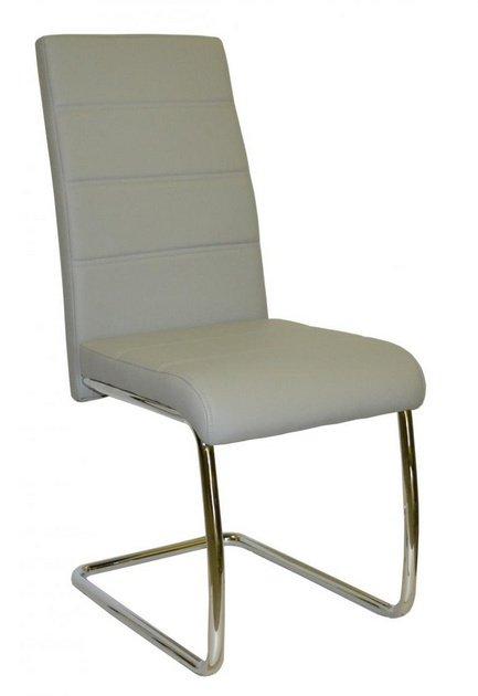 Jídelní židle Y100 šedá - FALCO