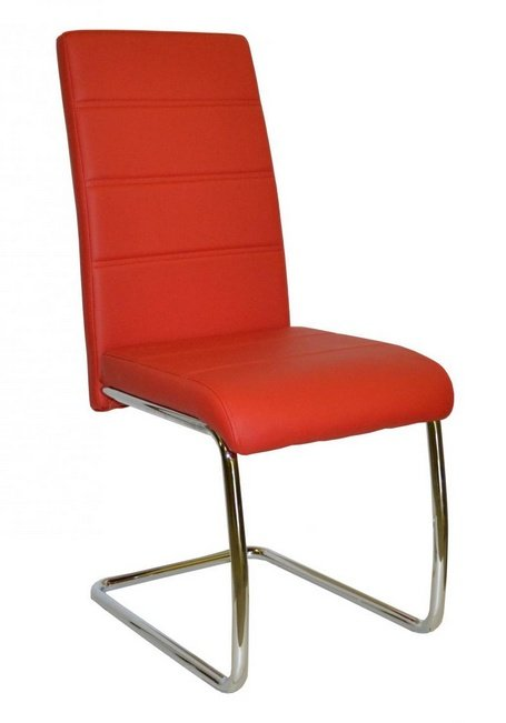 Jídelní židle Y100 červená - FALCO