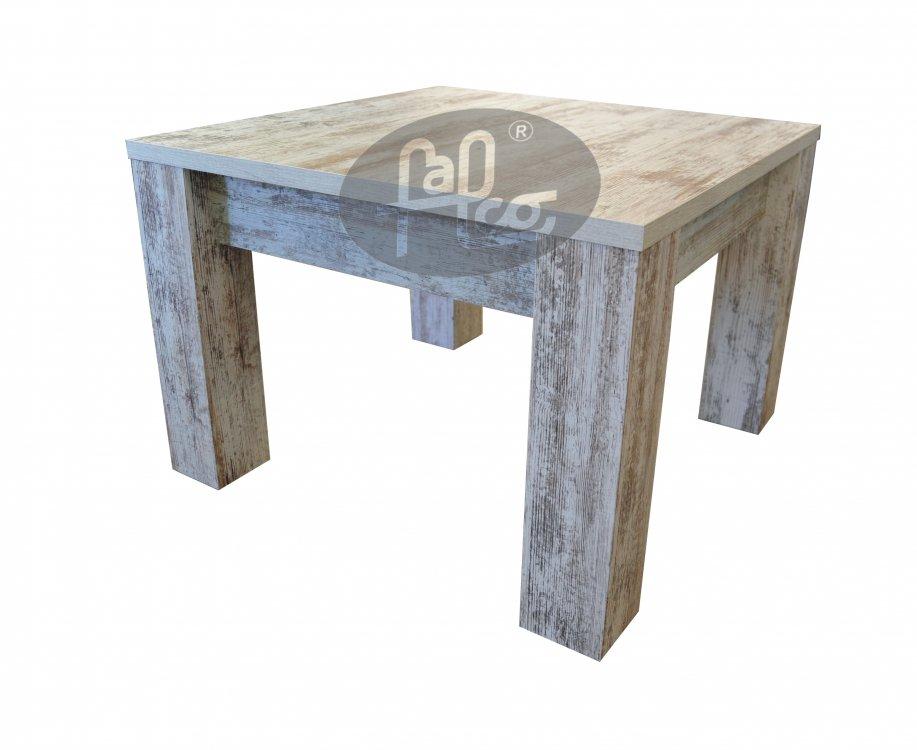 Konferenční stolek Montana bílá borovice - FALCO