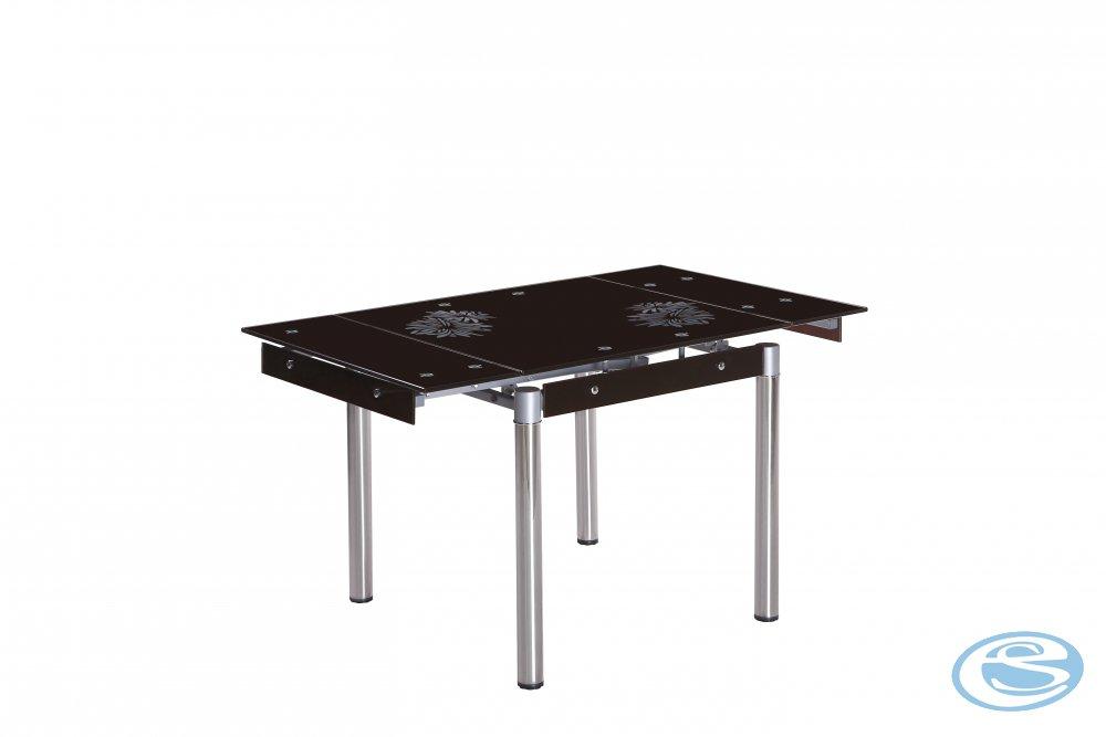 Rozkládací jídelní stůl Kent hnědý - HALMAR