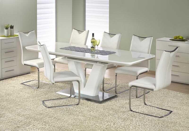 Rozkládací jídelní stůl Mistral - HALMAR