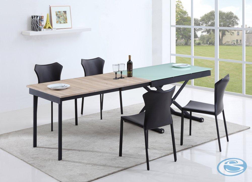 Rozkládací jídelní stůl Maestro - HALMAR
