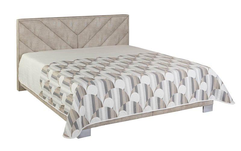Luxusní postel Fiona deLuxe 160x200 - PROKOND