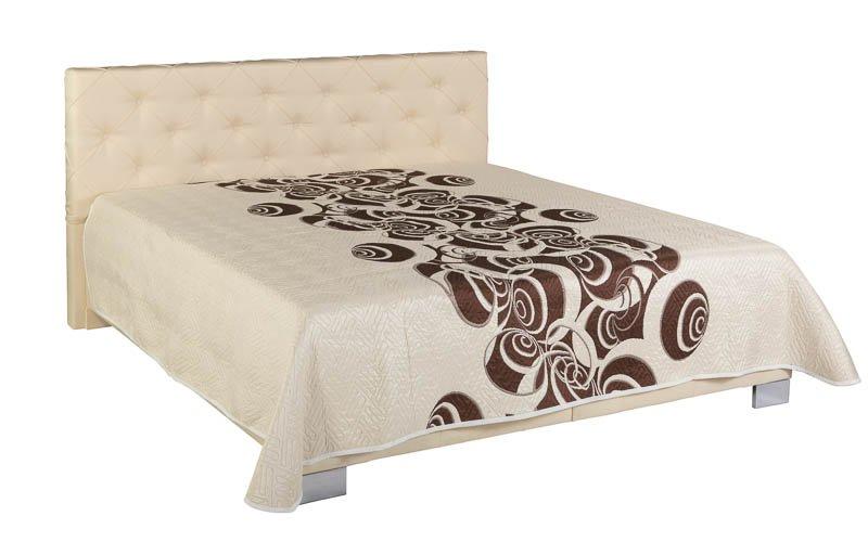 Elegantní postel Jolanda 160x200 - PROKOND