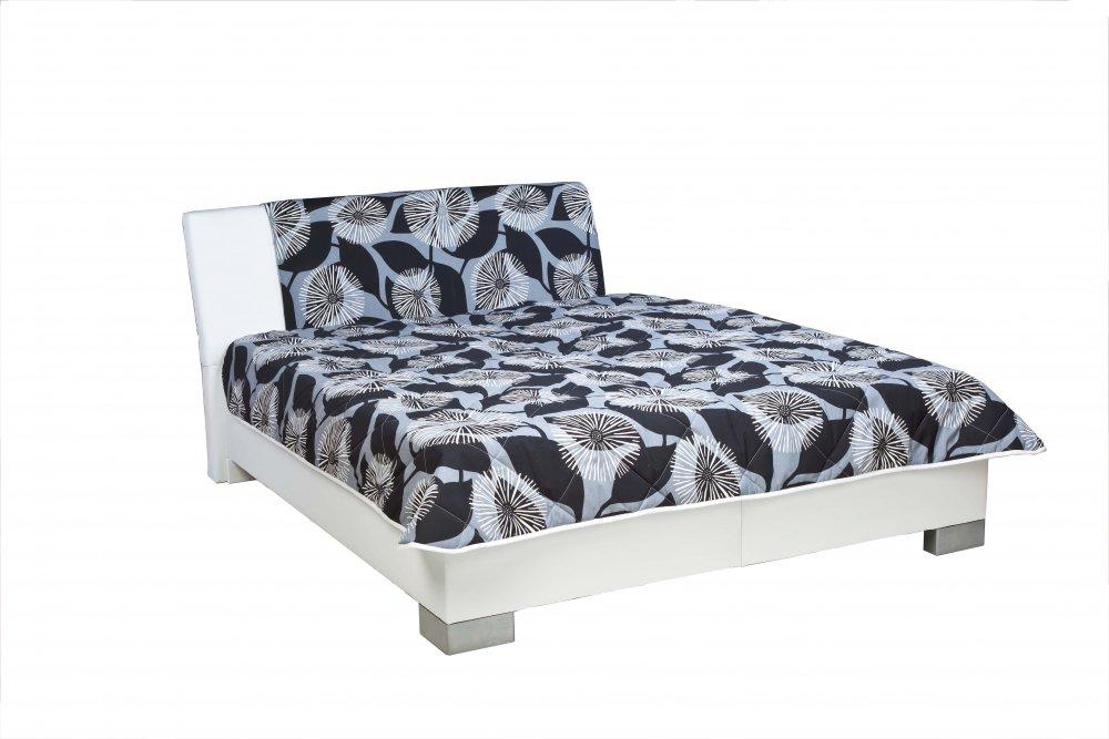 Elegantní postel Leontýna 160x200 - PROKOND