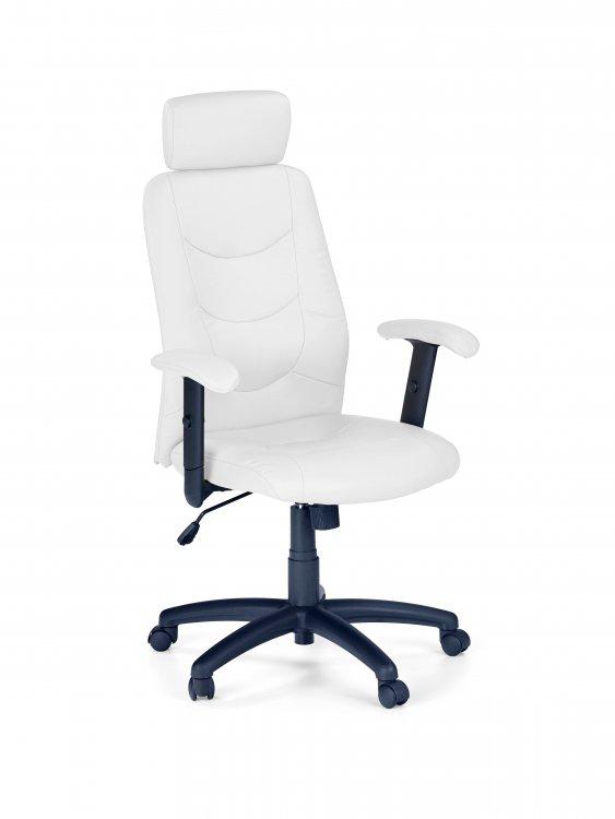 Kancelářské křeslo Stilo bílé - HALMAR