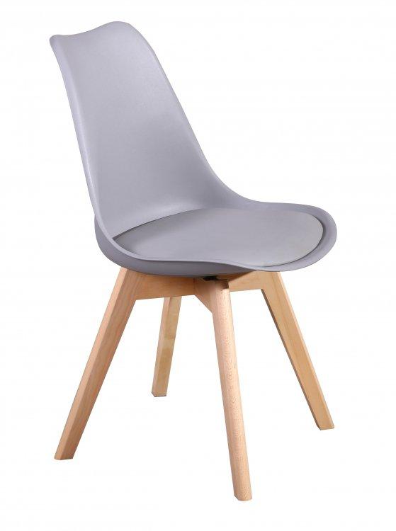 Jídelní židle PP-26 šedá - FALCO