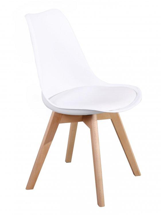 Jídelní židle PP-26 bílá - FALCO