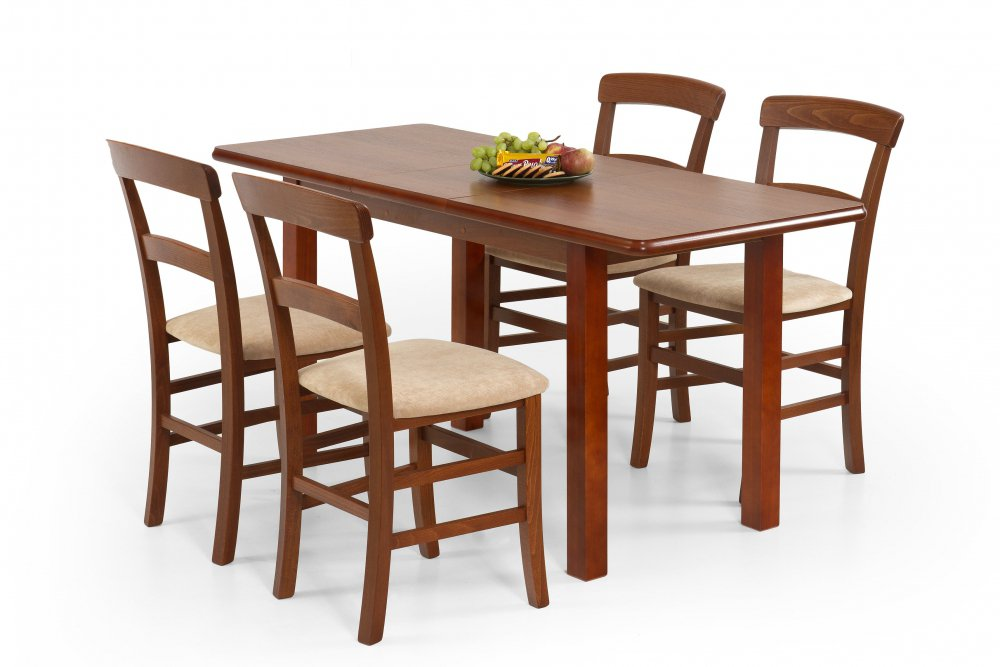 Jídelní stůl Dinner 120/158 rozkládací - HALMAR