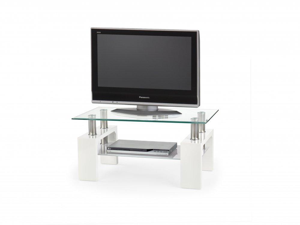 TV stolek RTV-23 bílý - HALMAR