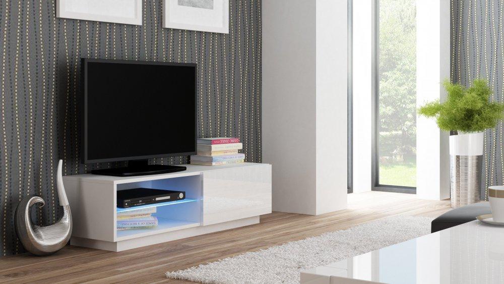 TV stolek Livo RTV-120S - HALMAR