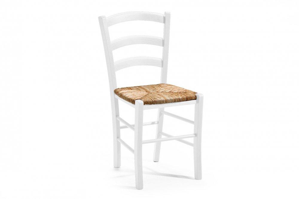 Jídelní židle Peso bílá - HALMAR