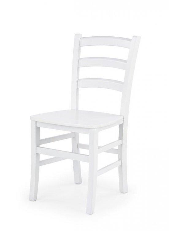 Jídelní židle Rafo bílá - HALMAR