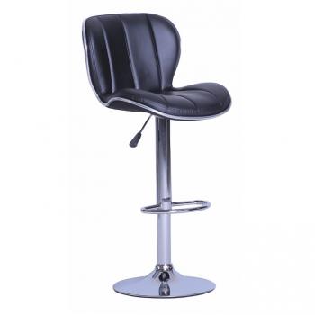 Barová židle DUENA černá - TempoKondela