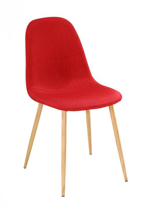 Židle Oregon červená - FALCO