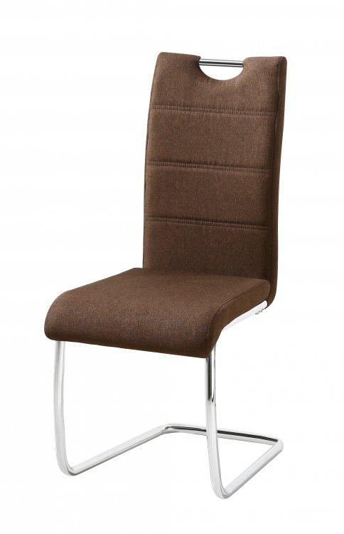 Židle Becker hnědá - FALCO