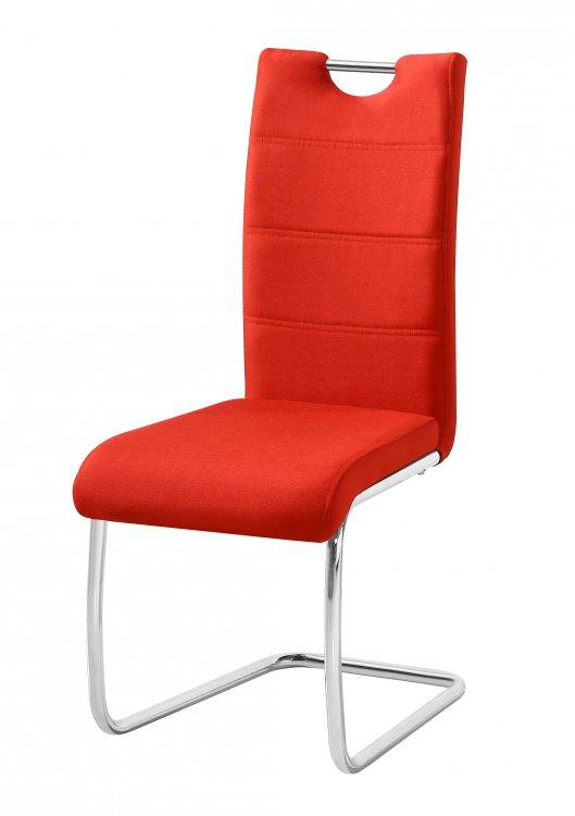 Židle Becker červená - FALCO