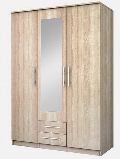 Šatní skříň Szantal 3D - FALCO
