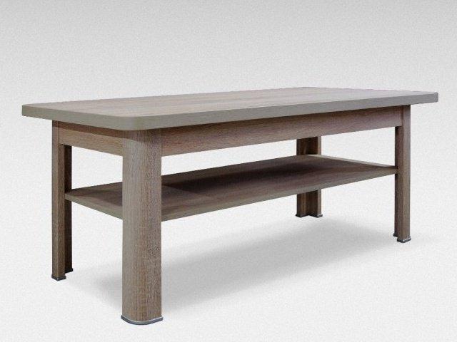 Konferenční stolek Optima 18 dub sonoma - FALCO