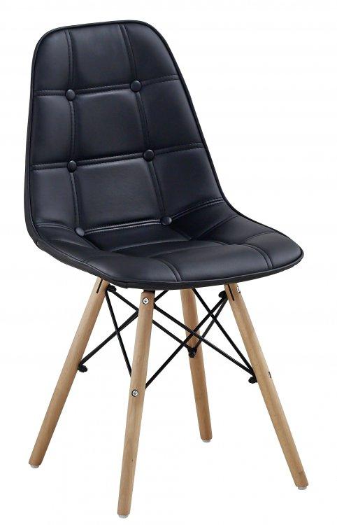 Jídelní židle Arizona černá - FALCO