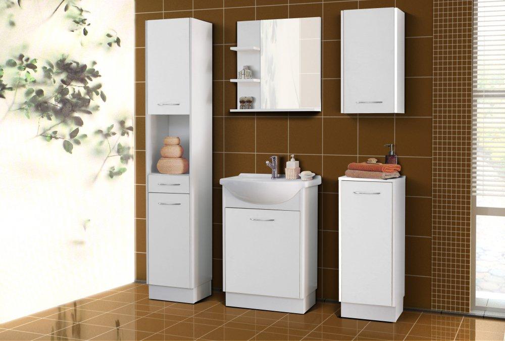 Koupelnový nábytek Nancy bílá - FALCO