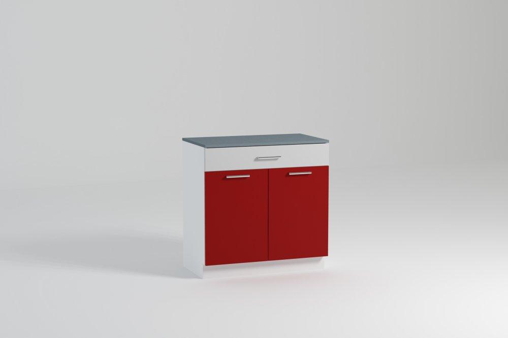 Kuchyňská skříňka Atractive D60 2D1SZ - FALCO