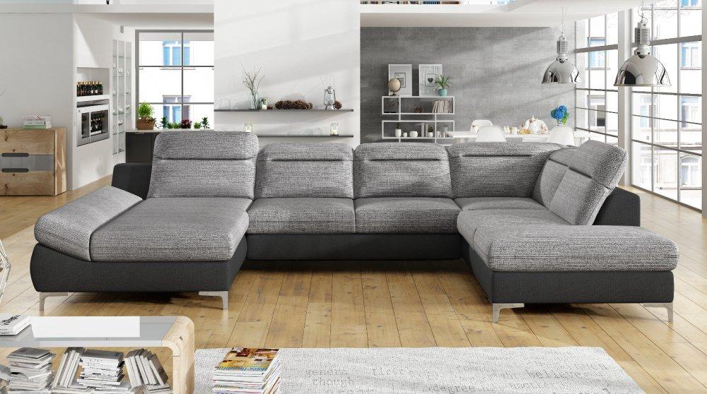 Rohová sedací souprava Timola XL rozkládací - WERSAL