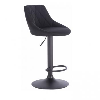 Barová židle TERKAN černá - TempoKondela