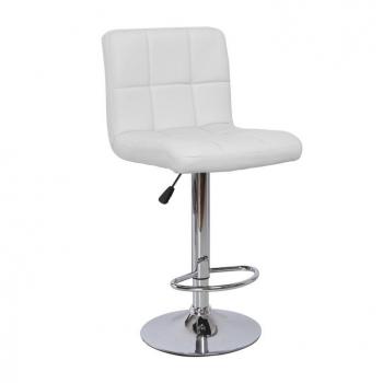 Barová židle KANDY NEW bílá - TempoKondela