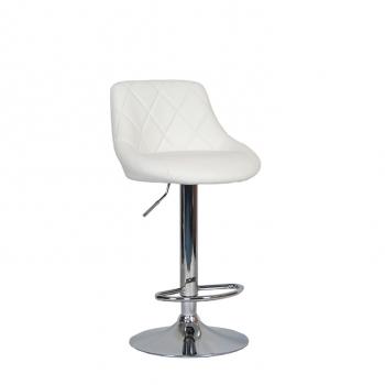 Barová židle MARID bílá - TempoKondela