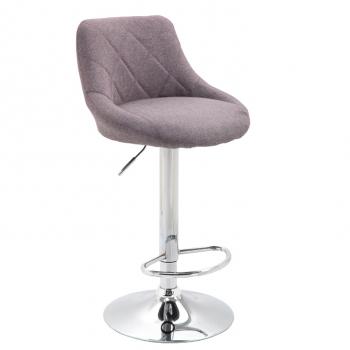 Barová židle MARID šedo hnědá - TempoKondela