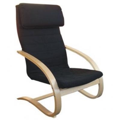 Relaxační křeslo houpací Aly R03 černá - FALCO