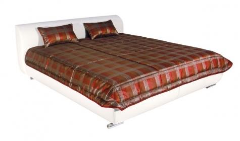 Čalouněná postel Vernon 180x200-matrace Ivana plus - BLANAŘ
