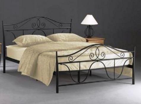 Kovová postel Denver 160x200 - FALCO