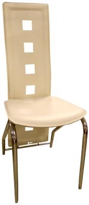 Jídelní židle H-66 bílá káva - FALCO